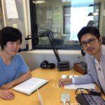 人生初 ラジオに出てきました!@FM滋賀