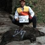 自作の箱罠で猪を狩りまくる太田さんにインタビュー!