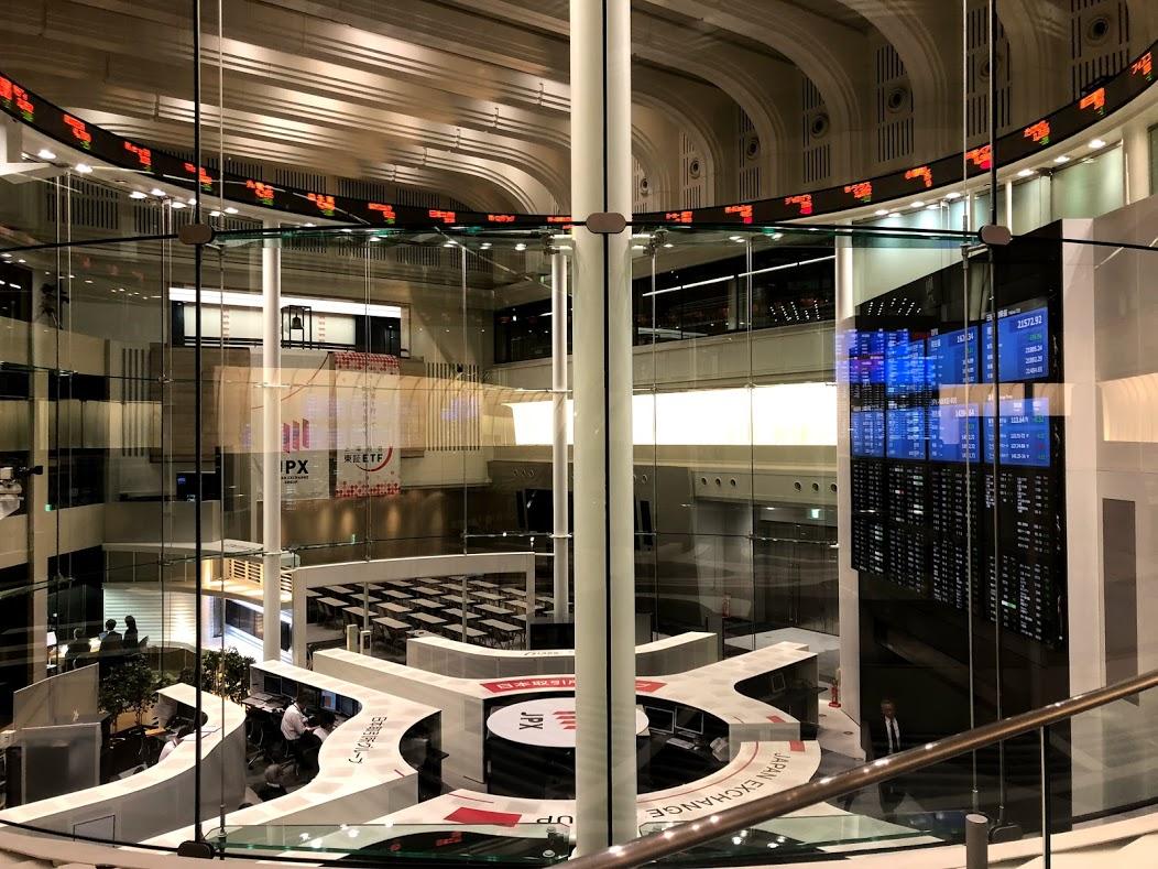 お金の勉強をしに東京証券取引所に行ってきた【見学方法詳細あり ...