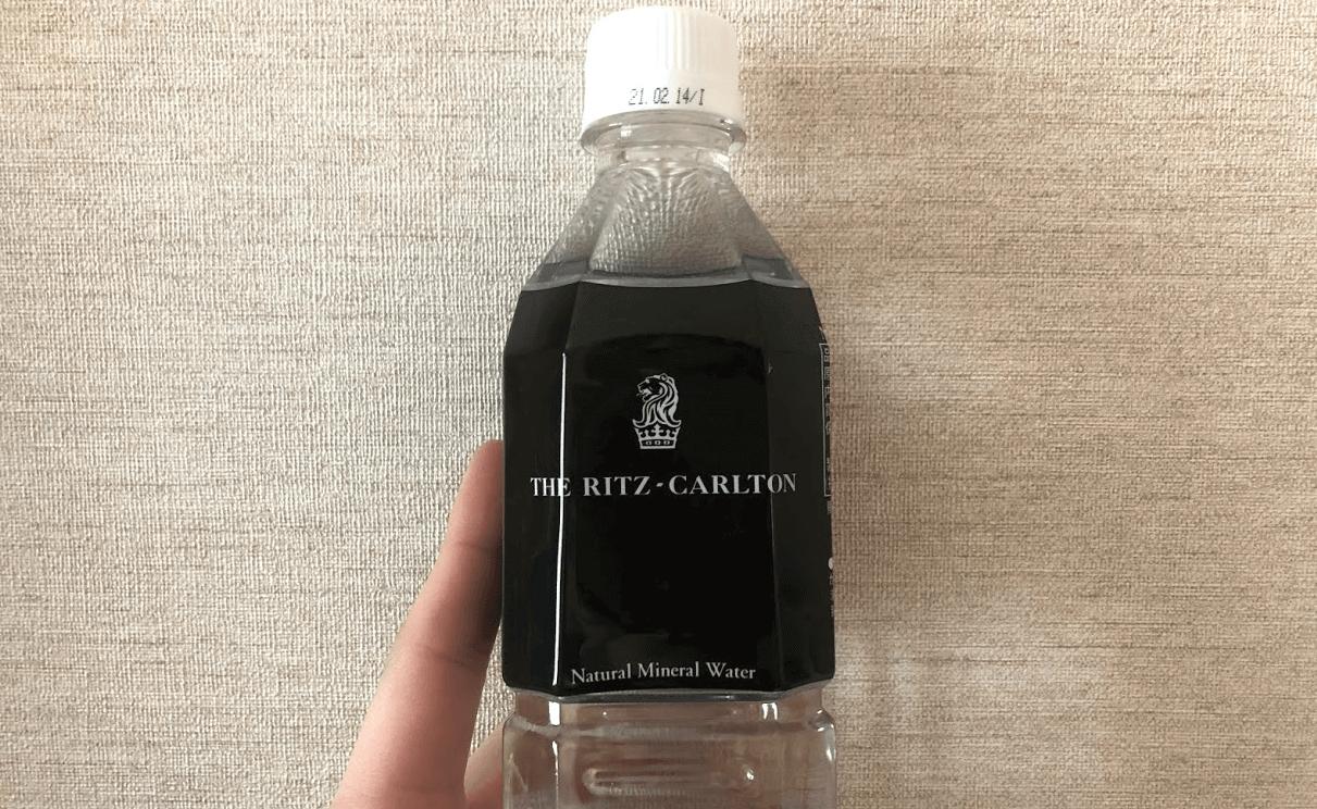 リッツカールトン大阪 お水