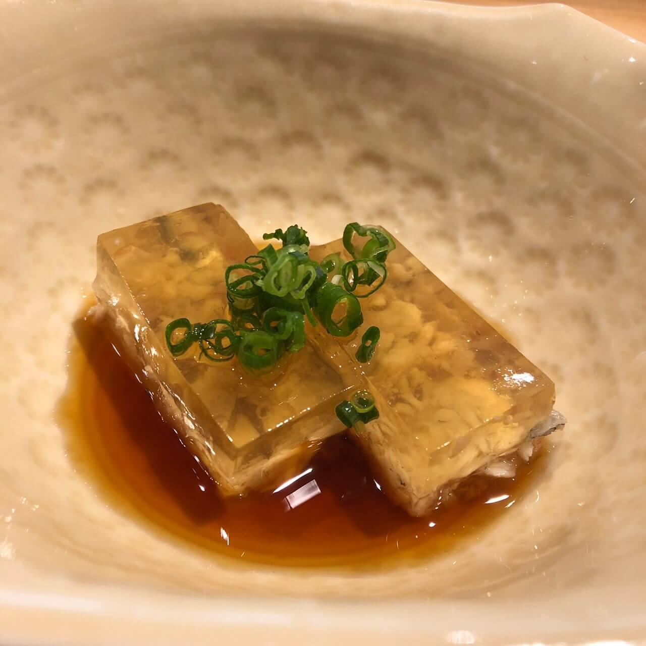 リッツカールトン大阪の寿司2