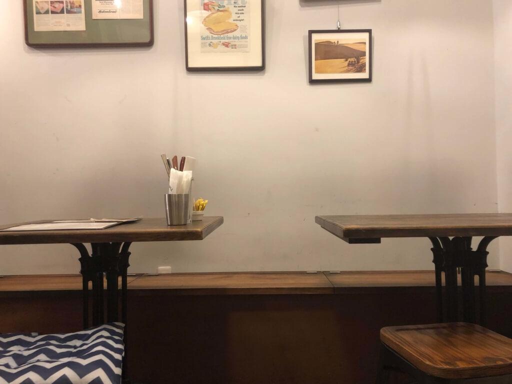 meihoku coffee店内