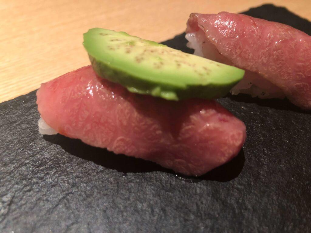 黒毛和牛焼肉 Serge源's錦店 ミスジ