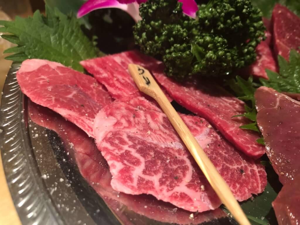 黒毛和牛焼肉 Serge源's錦店 クリ
