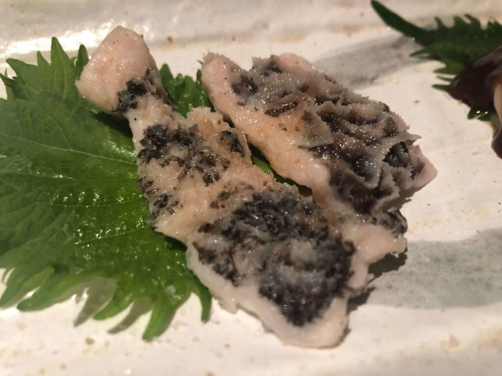黒毛和牛焼肉 Serge源's錦店 ハチノス