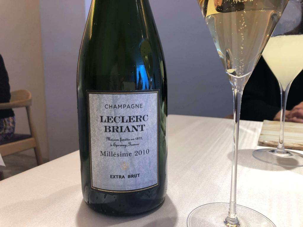 レミニセンス シャンパン