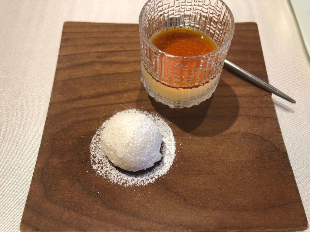 レミニセンス 茶菓子