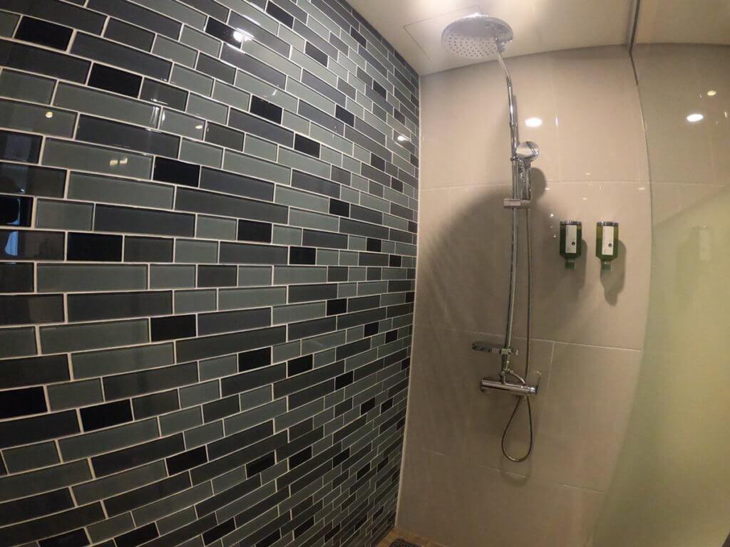 フェアフィールドマリオット釜山 シャワー