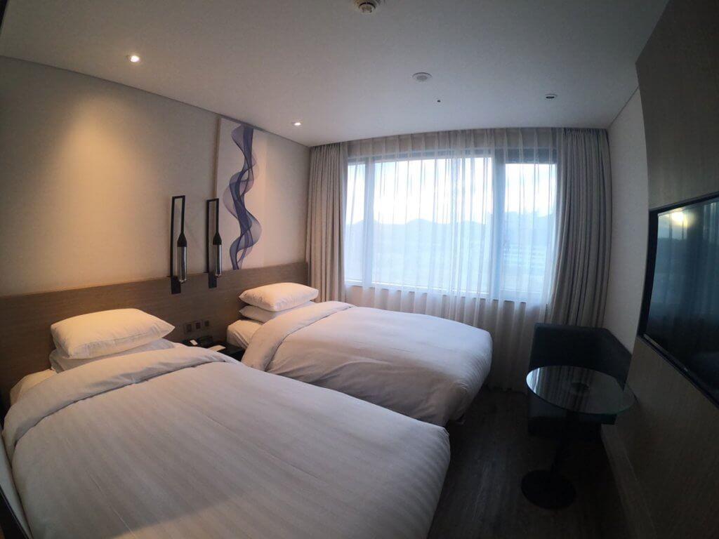 フェアフィールドバイマリオット釜山 部屋