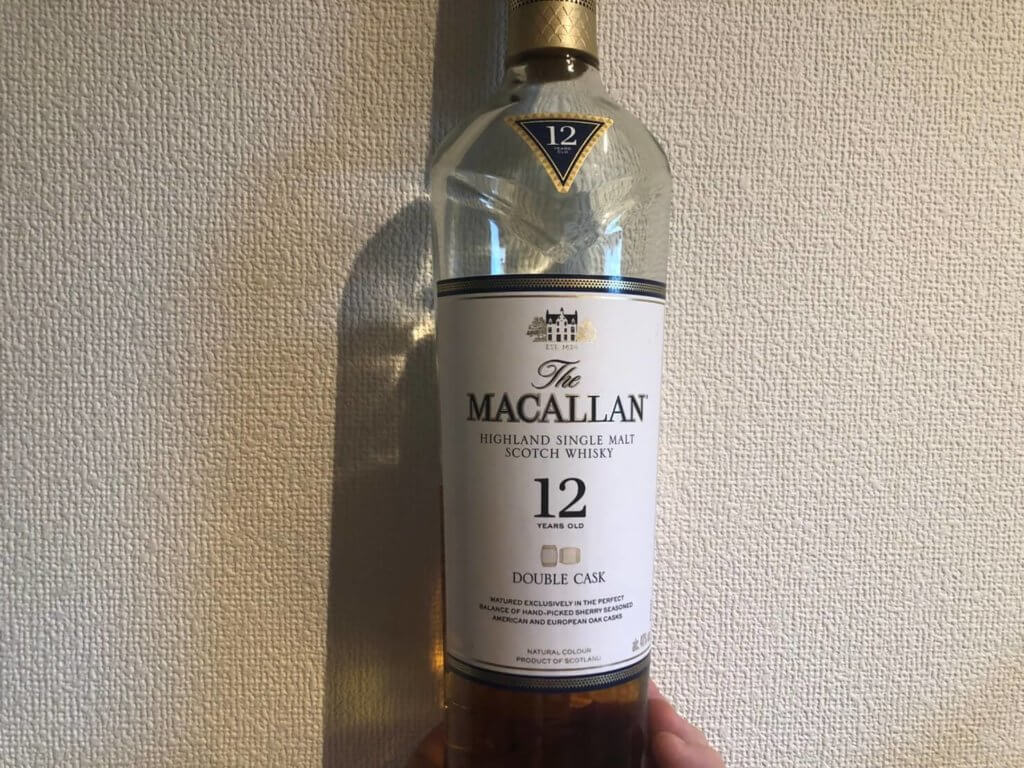 マッカラン12年 ハイボール