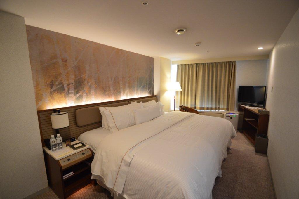 ウェスティンルスツリゾート ベッド