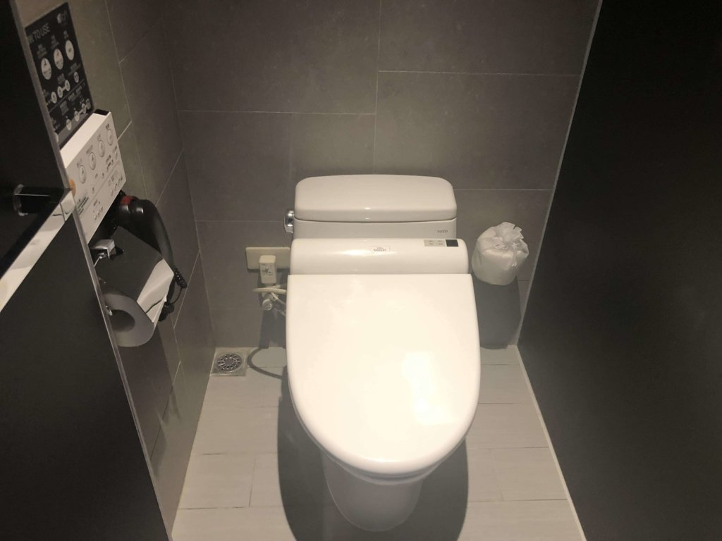 アロフト台北中山 トイレ