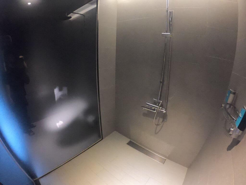 アロフト台北中山 シャワールーム